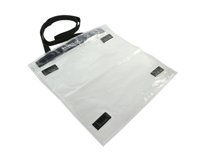 Waterproof Map Case White
