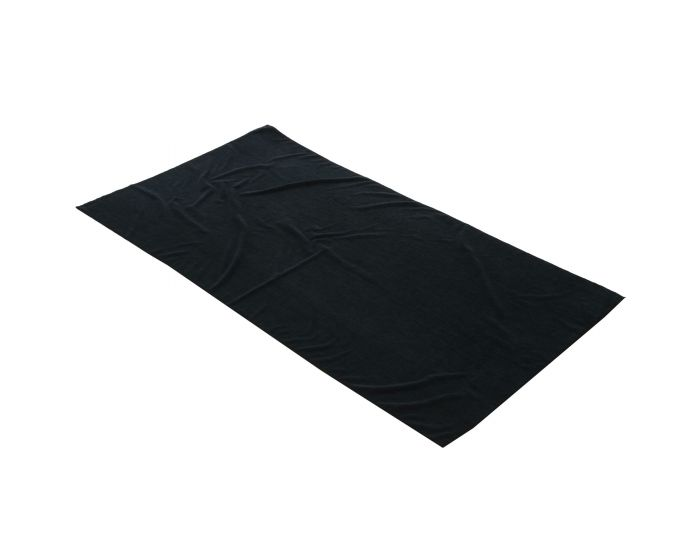 Dog Towel Black