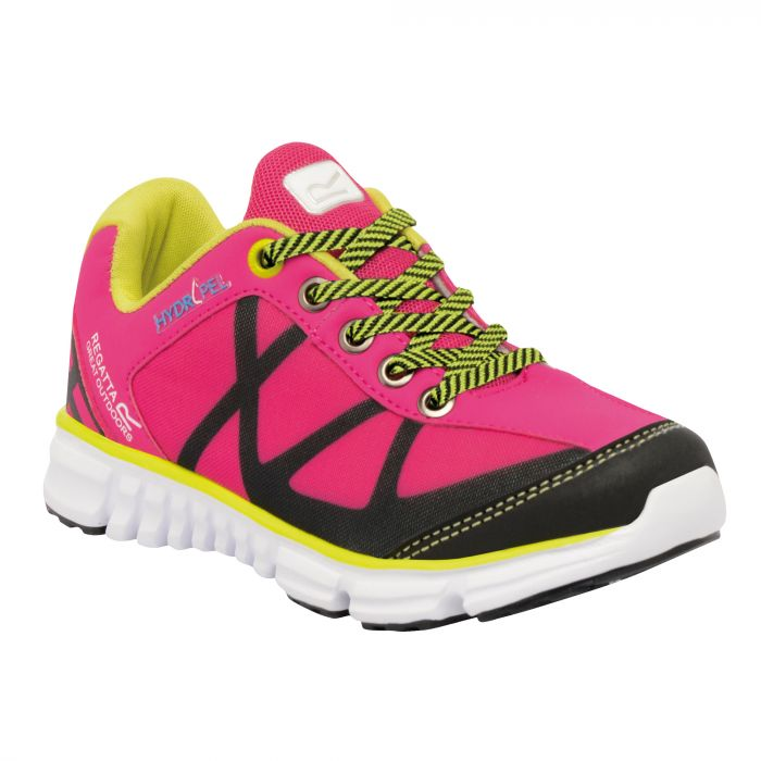Kids HyperTrail Low Shoe Jem Neon