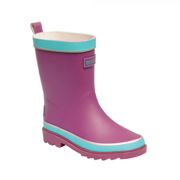 Kids Foxfire Wellingtons Winberry Ceramic