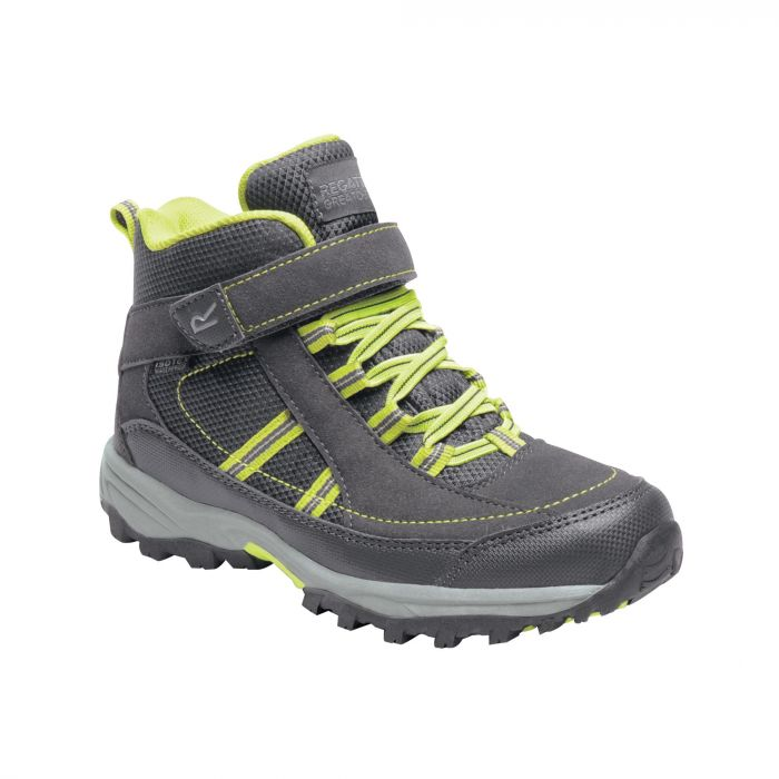 Trailspace II Mid Walking Boots Briar Lime Punch