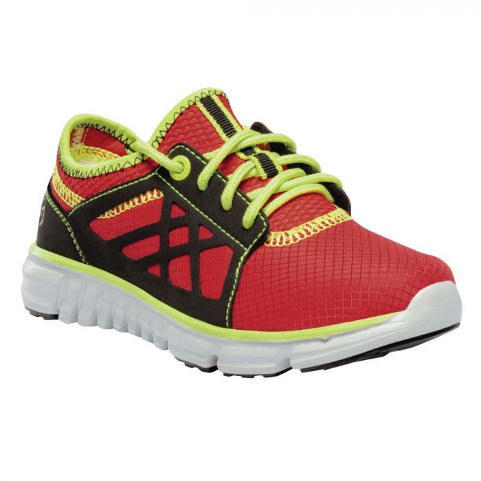 Kids Marine Sport Walking Shoes Pepper Lime Zest