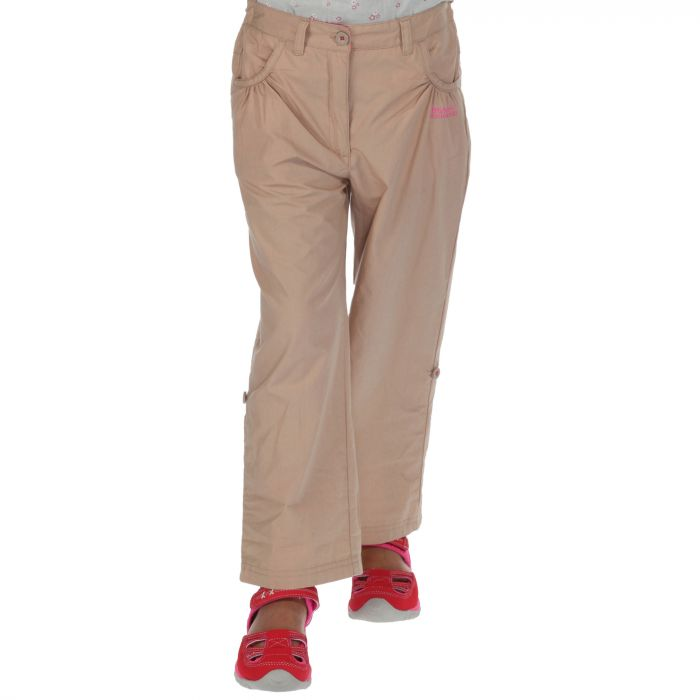Girls Doddle Trousers Moccasin