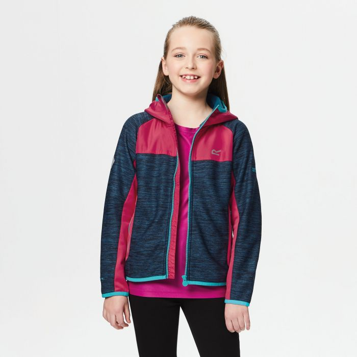 Tumulus Wind Resistant Softshell Jacket Moroccan Blue Duchess