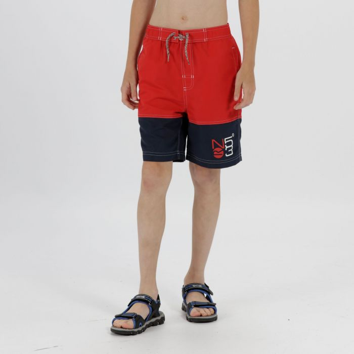 Kids Shaul Swimming Shorts Pepper Navy