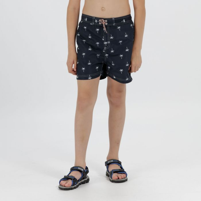 Kids Skander Swimming Shorts Navy