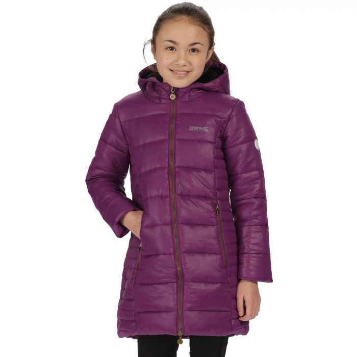 Kids Berryhill Insulated Hooded Puffer Parka Jacket Winberry
