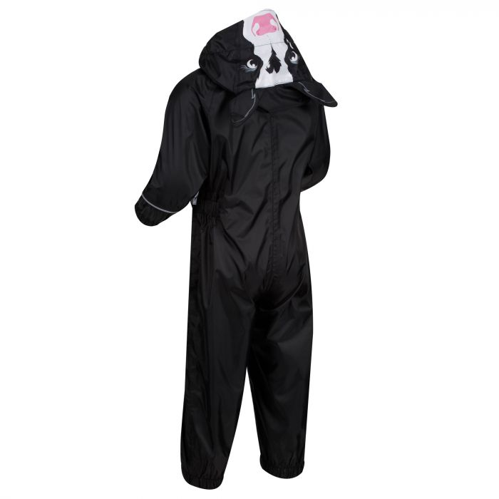 Regatta Charco Childrens All-in-one Waterproof Rain Suit