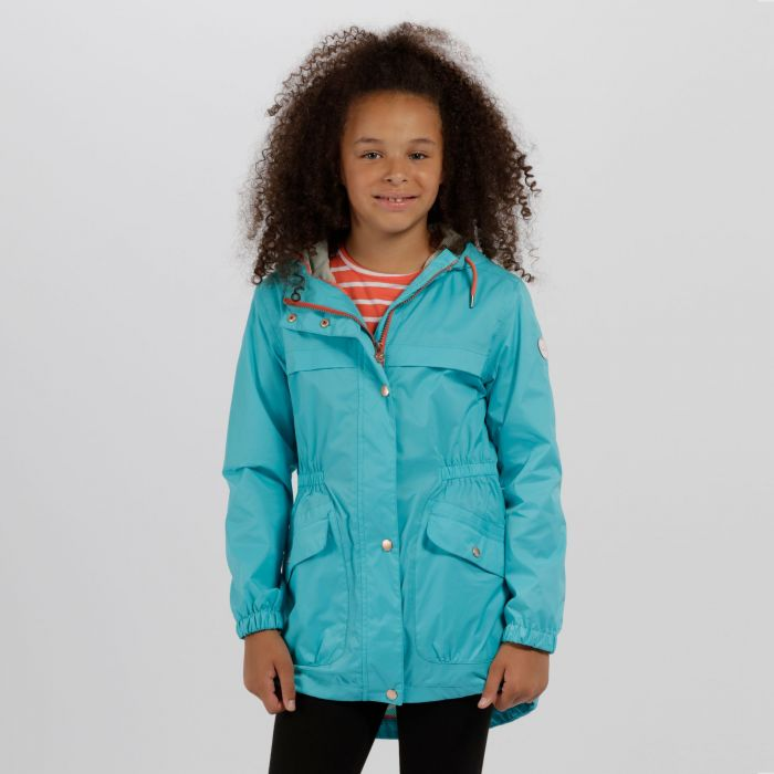Kids Trifonia Waterproof Jacket Horizon
