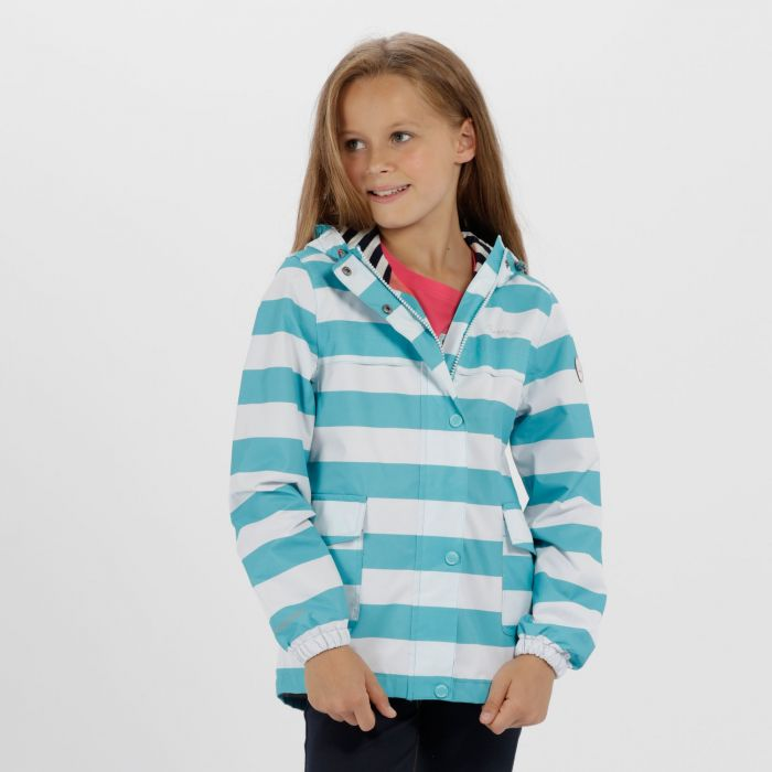 Kids Betulia Waterproof Jacket Horizon