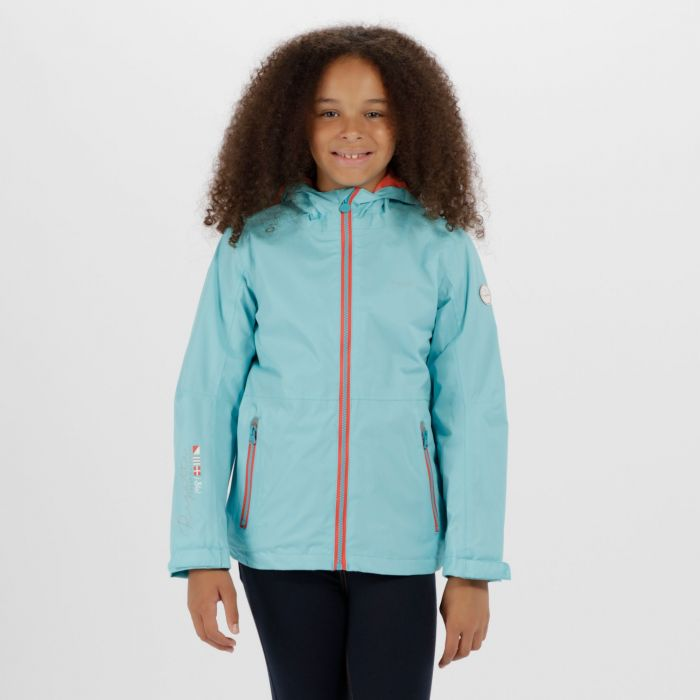 Kids Feargus Waterproof Jacket Horizon