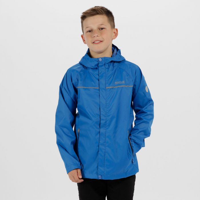 Kids Disguize II Waterproof Jacket Skydiver Blue