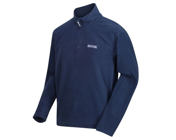 Men's Thompson Lightweight Half-Zip Fleece Brunswick Blue