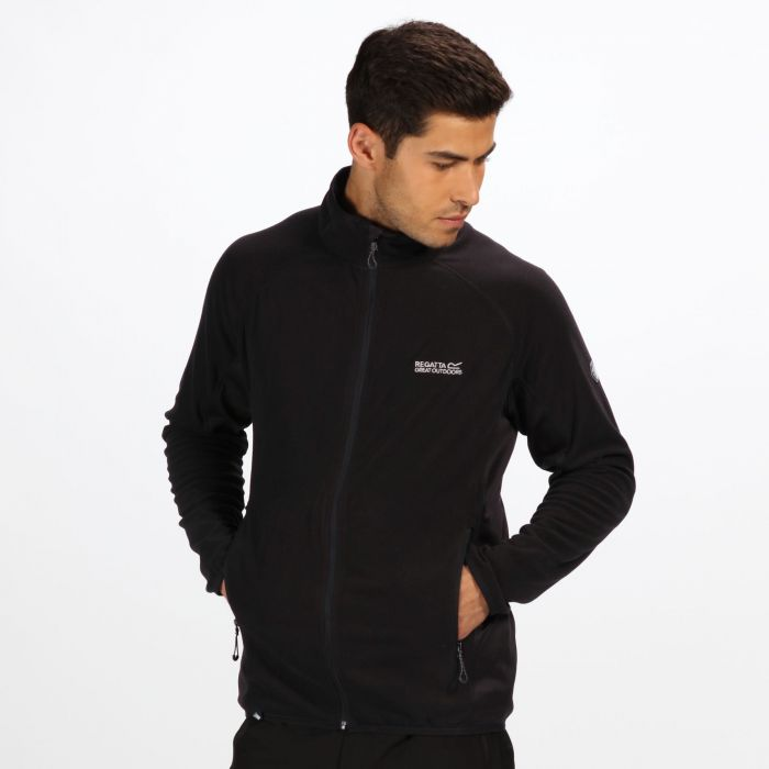 Regatta Mens Full-zip Micro Fleece Jacket