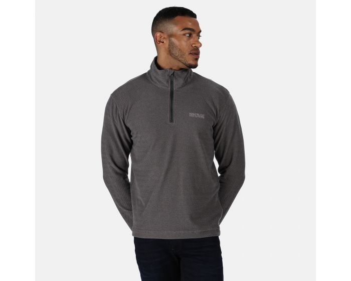 2 Zip Pullover Fleece