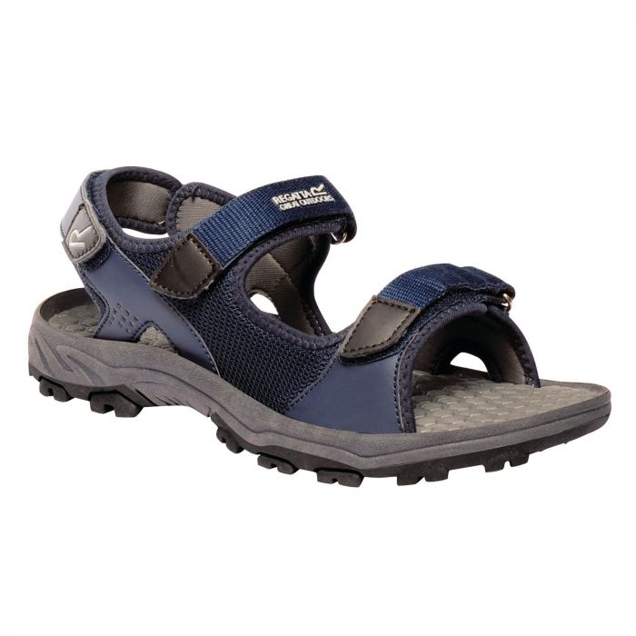 Men's Terrarock Lightweight Sandals Navy Granite