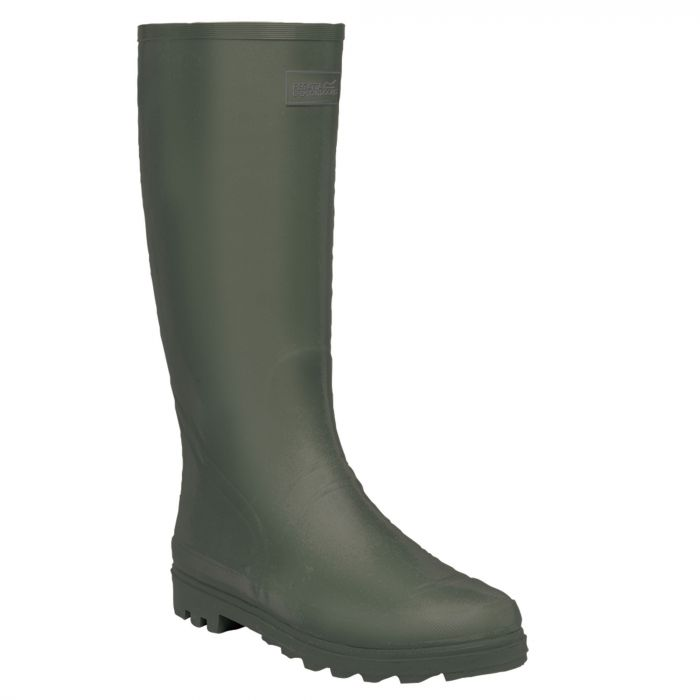 Men's Mumford Wellington Boots Dark Olive