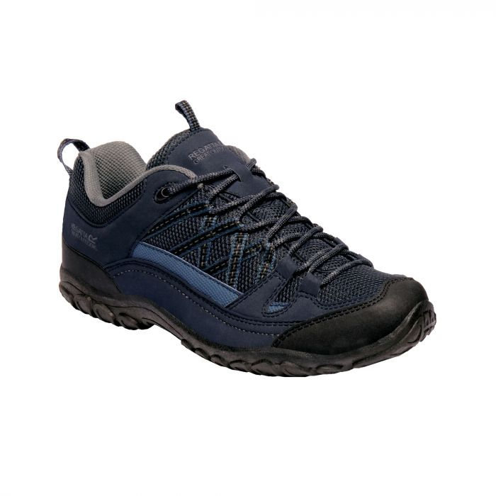 Men's Edgepoint II Low Walking Shoes Navy Granite