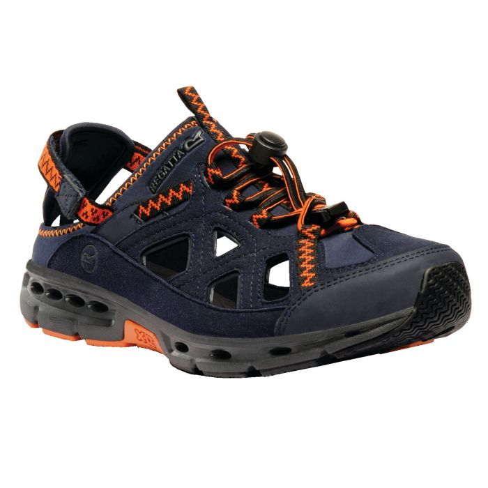 Men's Ripcord Sandals Navy Magma