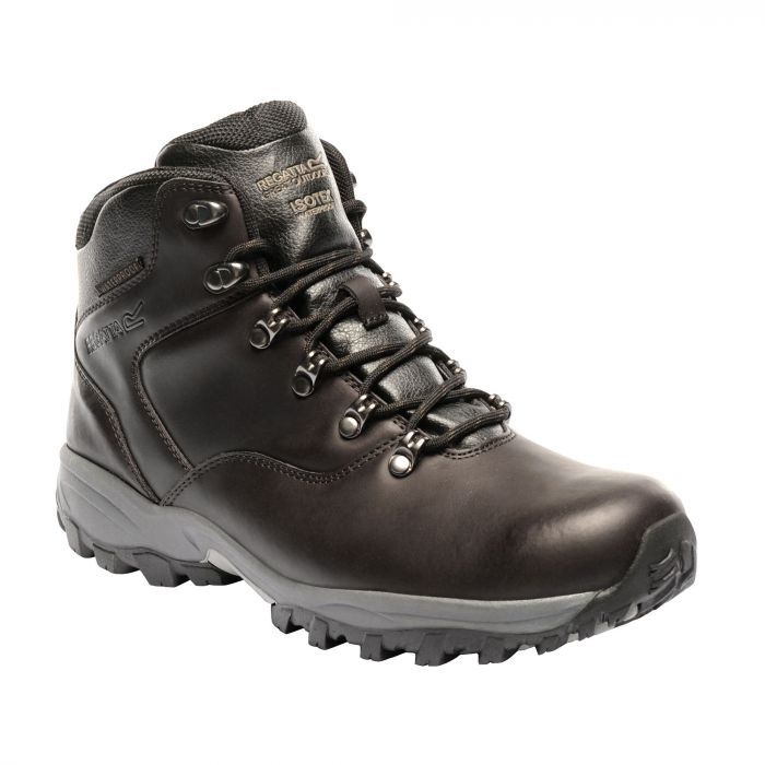 Men's Bainsford Hiking Boots Peat