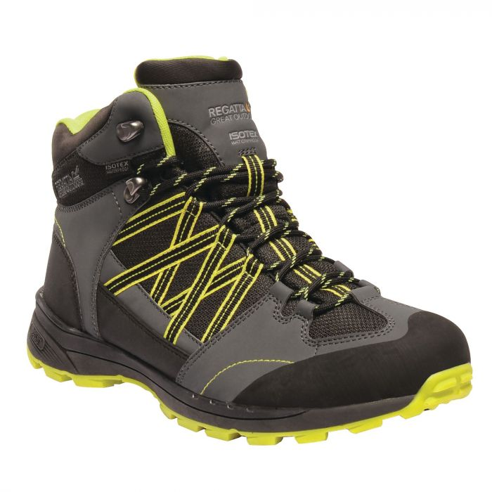 Men's Samaris ll Mid Hiking Boots Briar Neon Spring