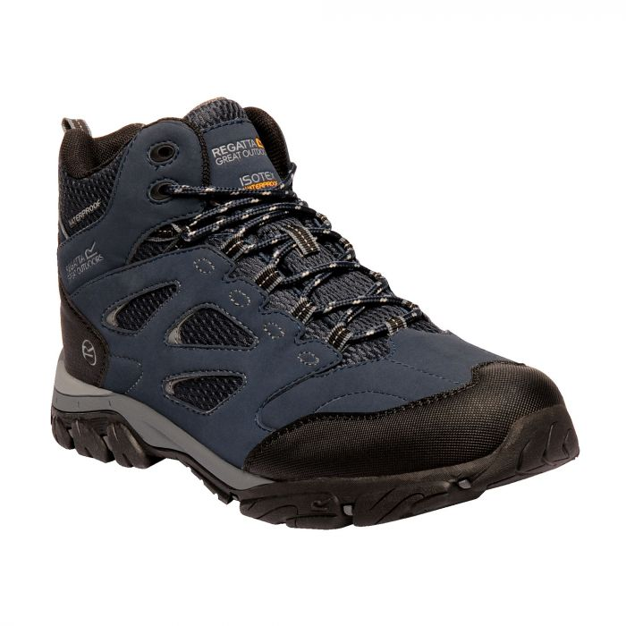 Holcombe IEP Mid Boots Navy Granite