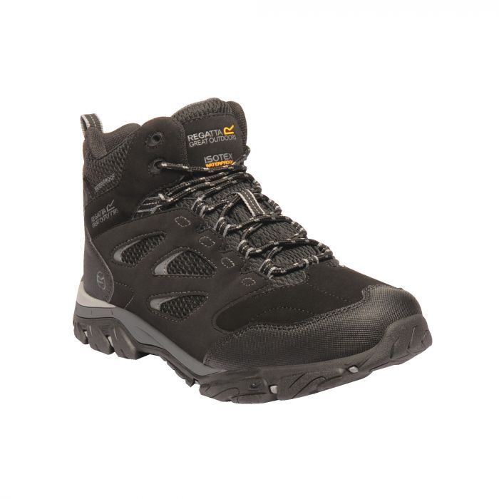 Holcombe IEP Mid Boots Black Granite