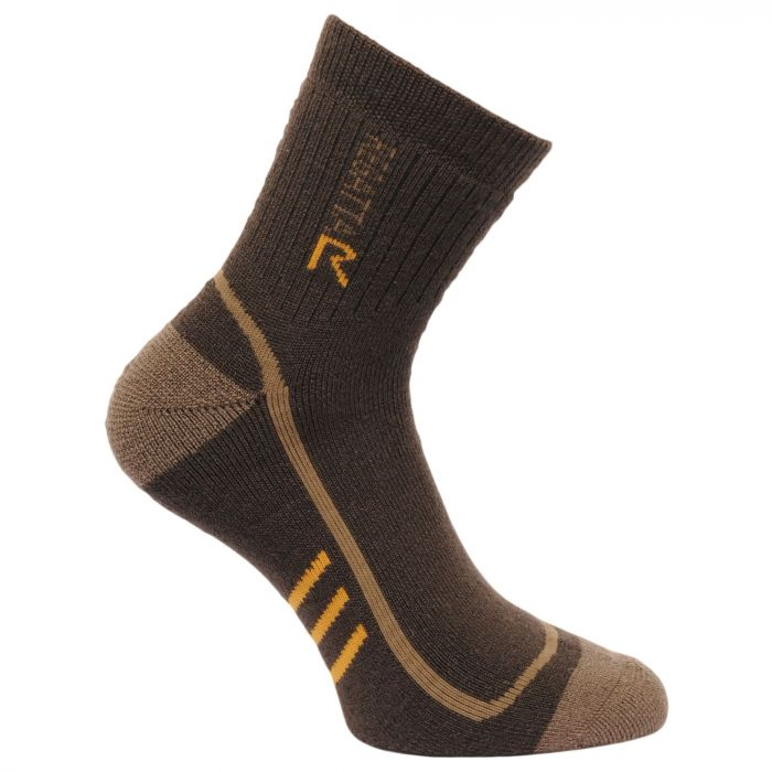Men's 3 Season Heavyweight Trek & Trail Socks Clove