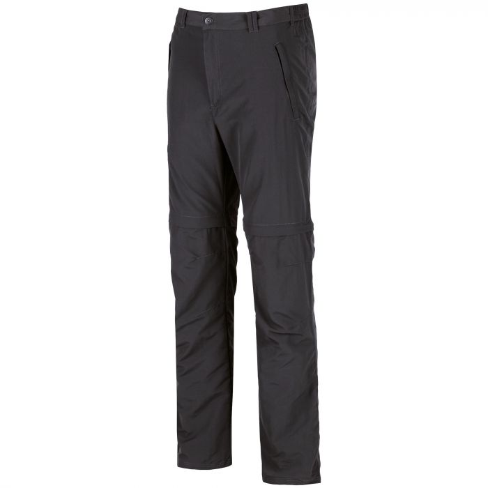 Leesville Zip Off Trousers Ash