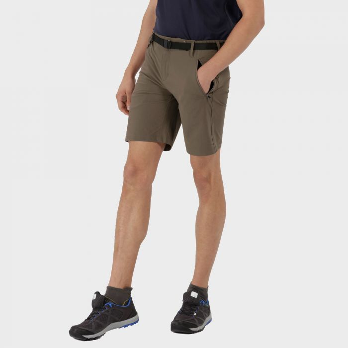 Xert Stretch Shorts II Roasted