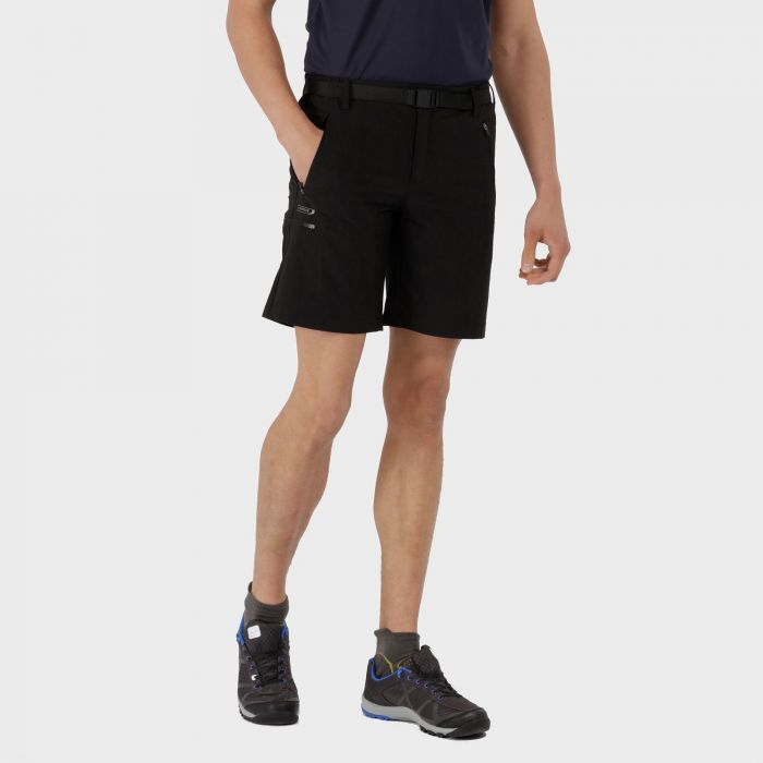 Xert Stretch Shorts II Black