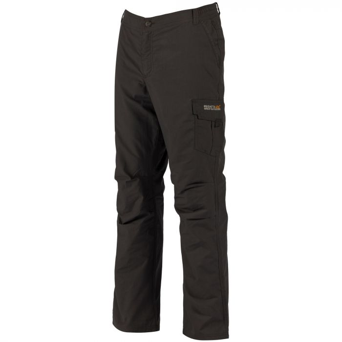 8bb942c5c5 Lined Delph Cargo Trousers Iron | Regatta - Great Outdoors
