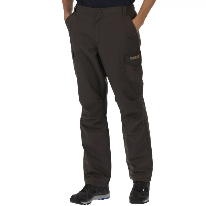 Men's Lined Delph Cargo Trousers Iron