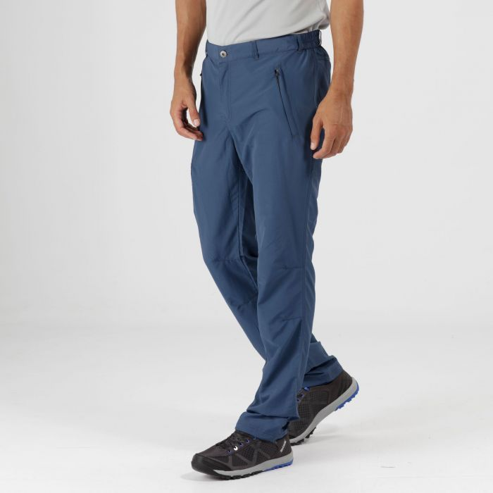 Leesville Trousers Dark Denim