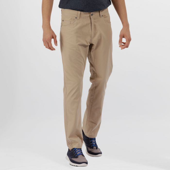 Landyn Trouser Nutmeg Cream