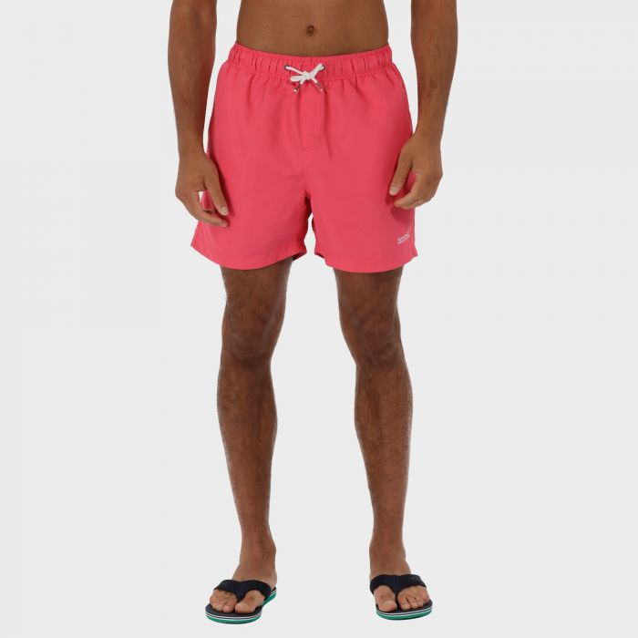 Mawson Swim Shorts Bright Blush