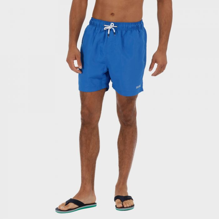 Mawson Swim Shorts Oxford Blue
