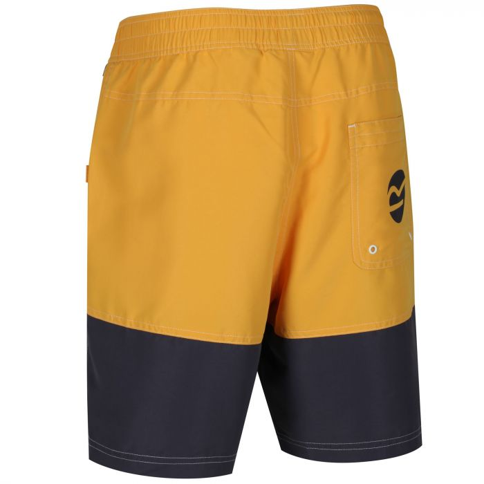 a7197ebf36 Brachtmar II Swim Shorts Old Gold Iron | Regatta - Great Outdoors