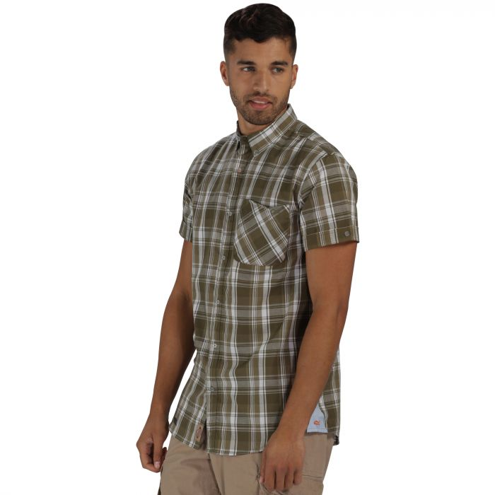 Efan Shirt Olive Night