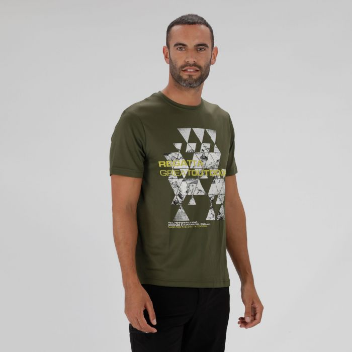 Fingal III Lightweight T-Shirt Racing Green
