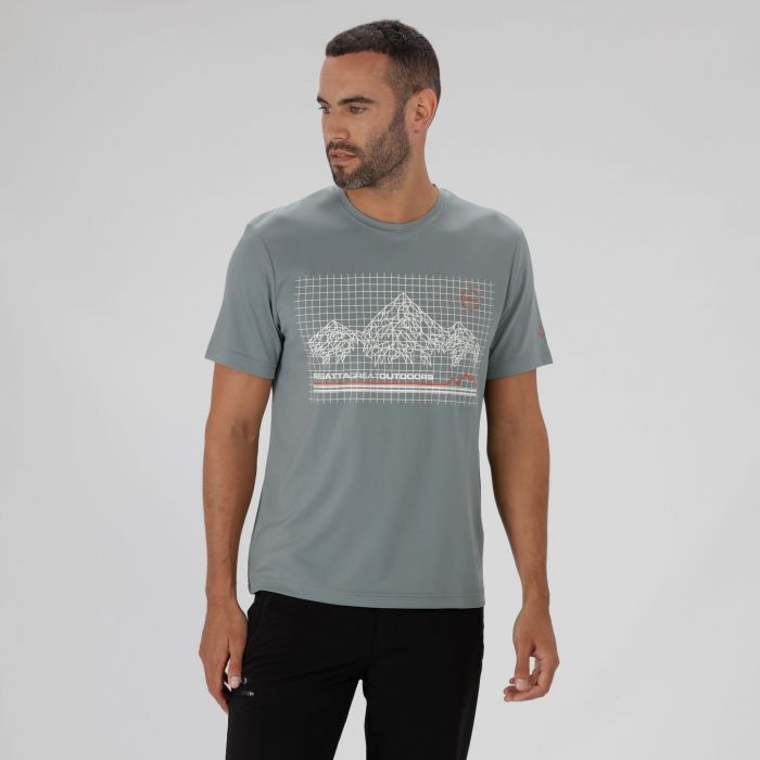 Fingal III Lightweight T-Shirt Element Grey