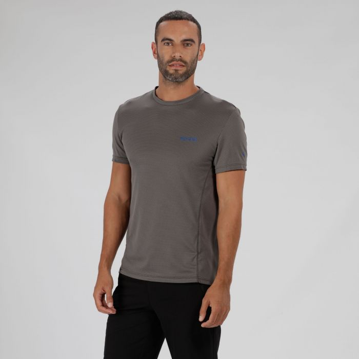 Hyper-Cool Quick Drying T-Shirt Seal Grey