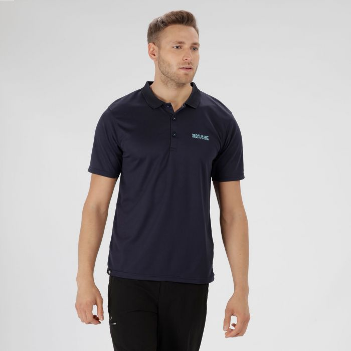 Maverik IV Polo Shirt Navy