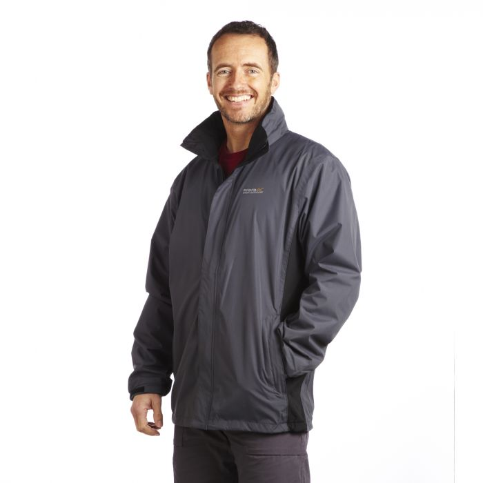 Matthews Jacket Seal Grey