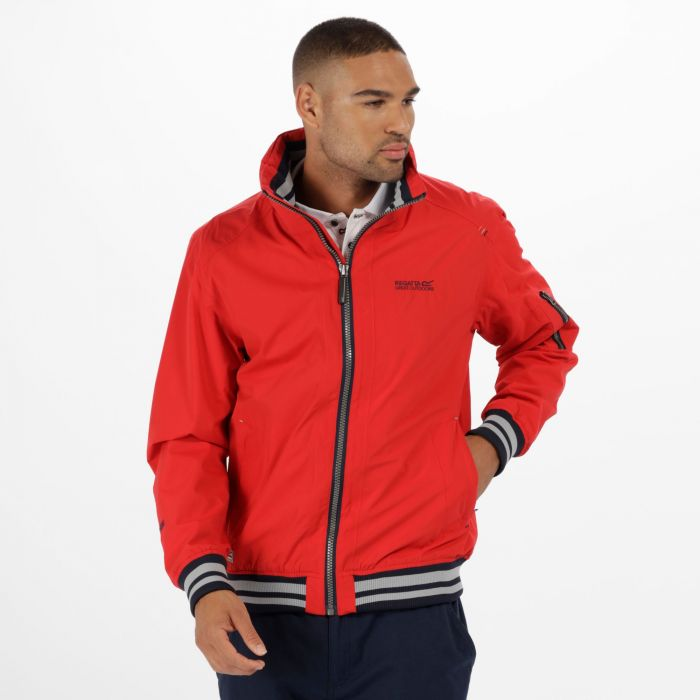 Marvyn Waterproof Jacket Pepper