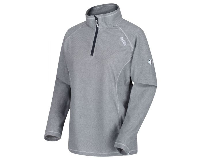 Women's Montes Lightweight Half-Zip Fleece Navy White