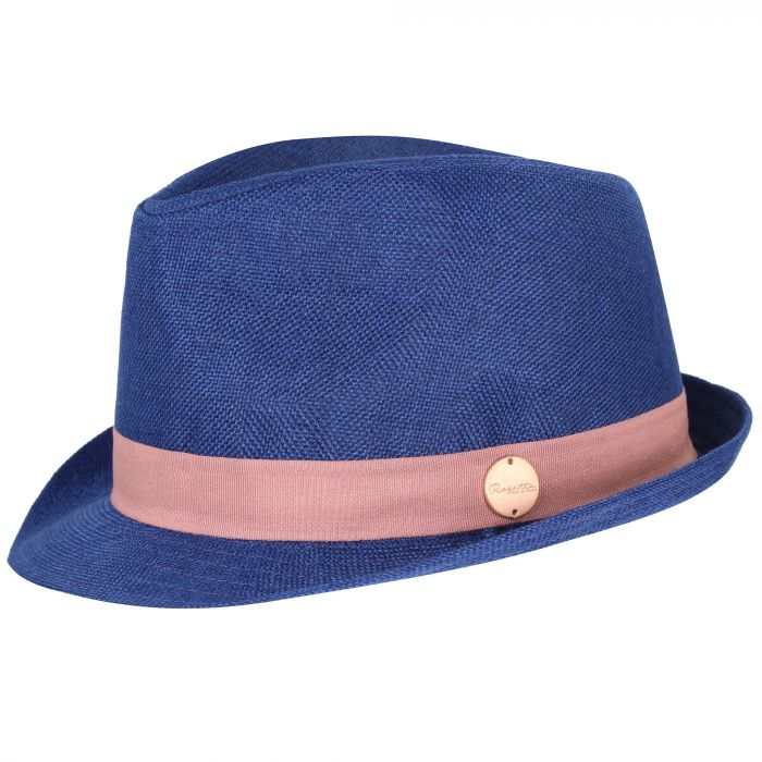 Taalia Hat Navy Desert Rose