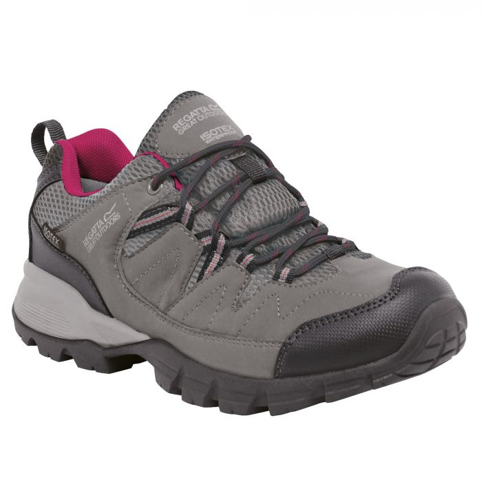 Women's Holcombe Low Walking Shoes Steel Vivacious