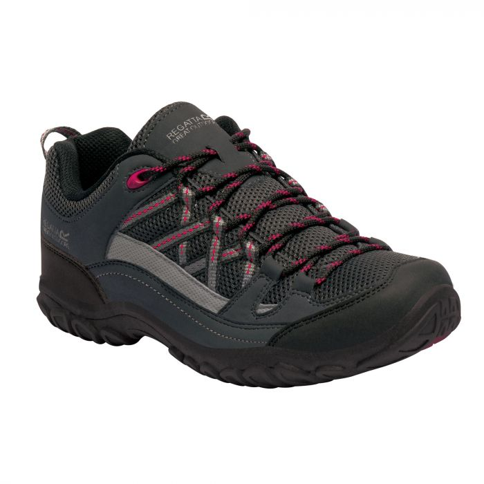 Women's Edgepoint II Walking Shoes Briar Dark Cerise
