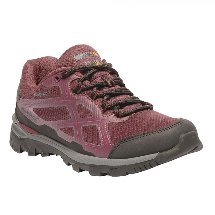 Women's Kota Low Walking Shoes Fig Rose Blush